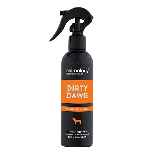 Animology Dirty Dawg Shampoo, 250ML