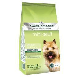 Arden Grange Dog Mini Adult Lamb & Rice, 2KG