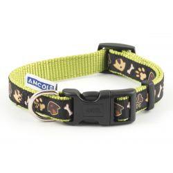 Ancol Collar Dog & Kennel Adjustable, 20-30CM