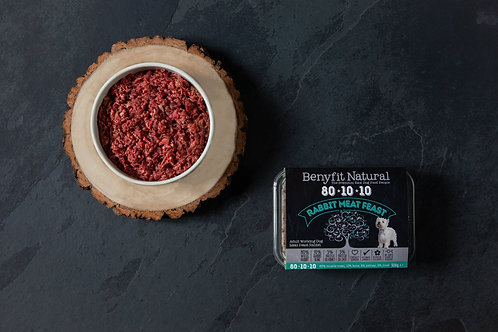 Benyfit Natural 80.10.10 Rabbit Meat Feast, 500g