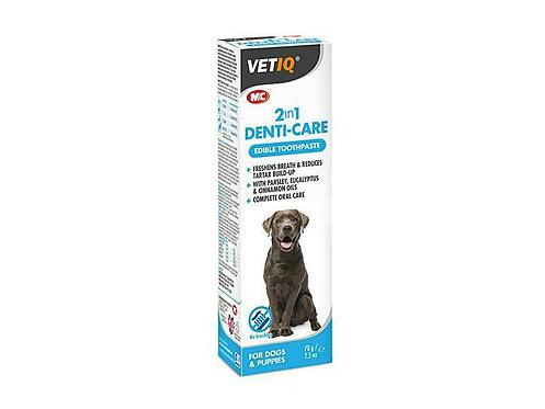 VETIQ 2 in 1 Denticare paste 70g
