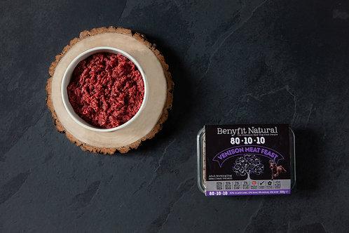 Benyfit Natural 80.10.10 Vension Meat Feast, 1KG