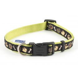 Ancol Collar Dog & Kennel Adjustable, 30-50CM