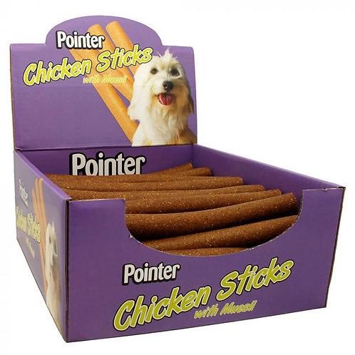 Pointer Sticks Chicken, 50'S