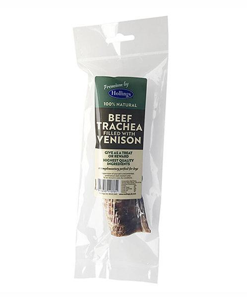 Hollings Beef Trachea Venison Fill, 1PK