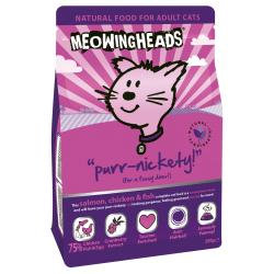 Meowing Heads Purr Nickety, 250G