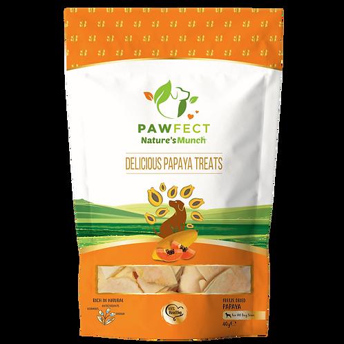 Pawfect Nature's Munch Papaya Treats