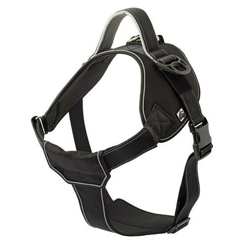 Ancol Extreme Dog Harness Black, 71-96CM