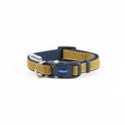 Ancol Fashion Collar Mustard, 20-30CM