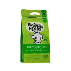 Barking Heads Chop Lickin' Lamb, 2KG
