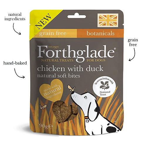 Forthglade Soft Bite Training Treat Chicken & Duck, 90G