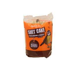 Suet To Go Mealworm and Insect Hanging Cake, SGL