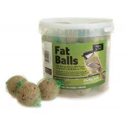 Treat 'N' Eat Fatball Bucket, 35X90G