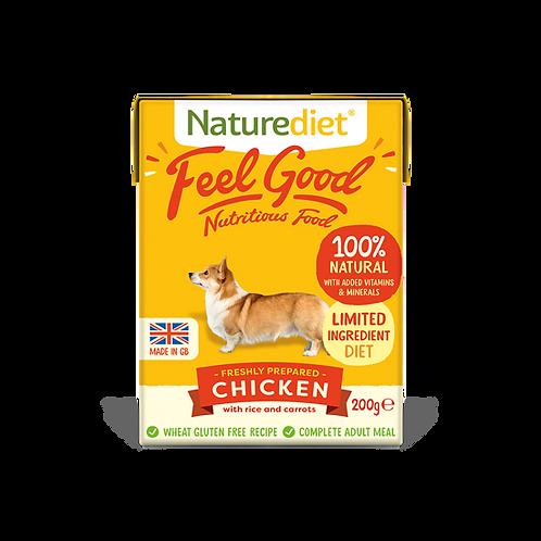 Naturediet Feel Good Chicken 8 x 200g