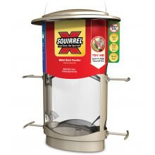 Supa More Birds Squirrel Proof X1 Seed Feeder
