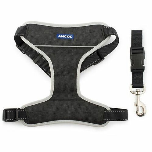 Ancol Travel & Exercise Harness, XL 68-116CM