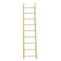 Happy Pet Wooden Bird Ladder, 9STEP