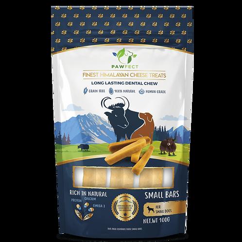 Pawfect Himalayan Cheese Treat Bar Small 3's