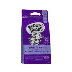 Meowing Heads Smitten Kitten (Formally Kittens Delight), 1.5KG