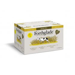 Forthglade Complete Grain Free Multi Case Chicken 12 pack, 395G