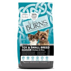 Burns Adult Small Toy Breed, 2KG