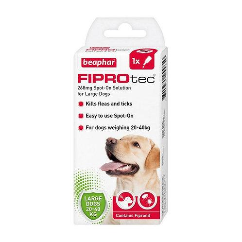 Beaphar FIPROtec Spot-On for Large Dogs 1 pipette, 1TMNT