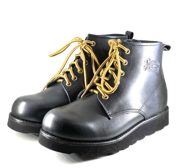 Boy Logger Plain Toe