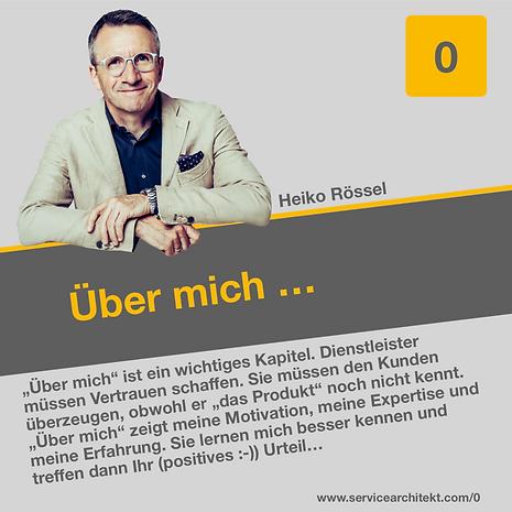 Podcast 0 Servicearchitekt Heiko Rössel Podcast Dienstleistung