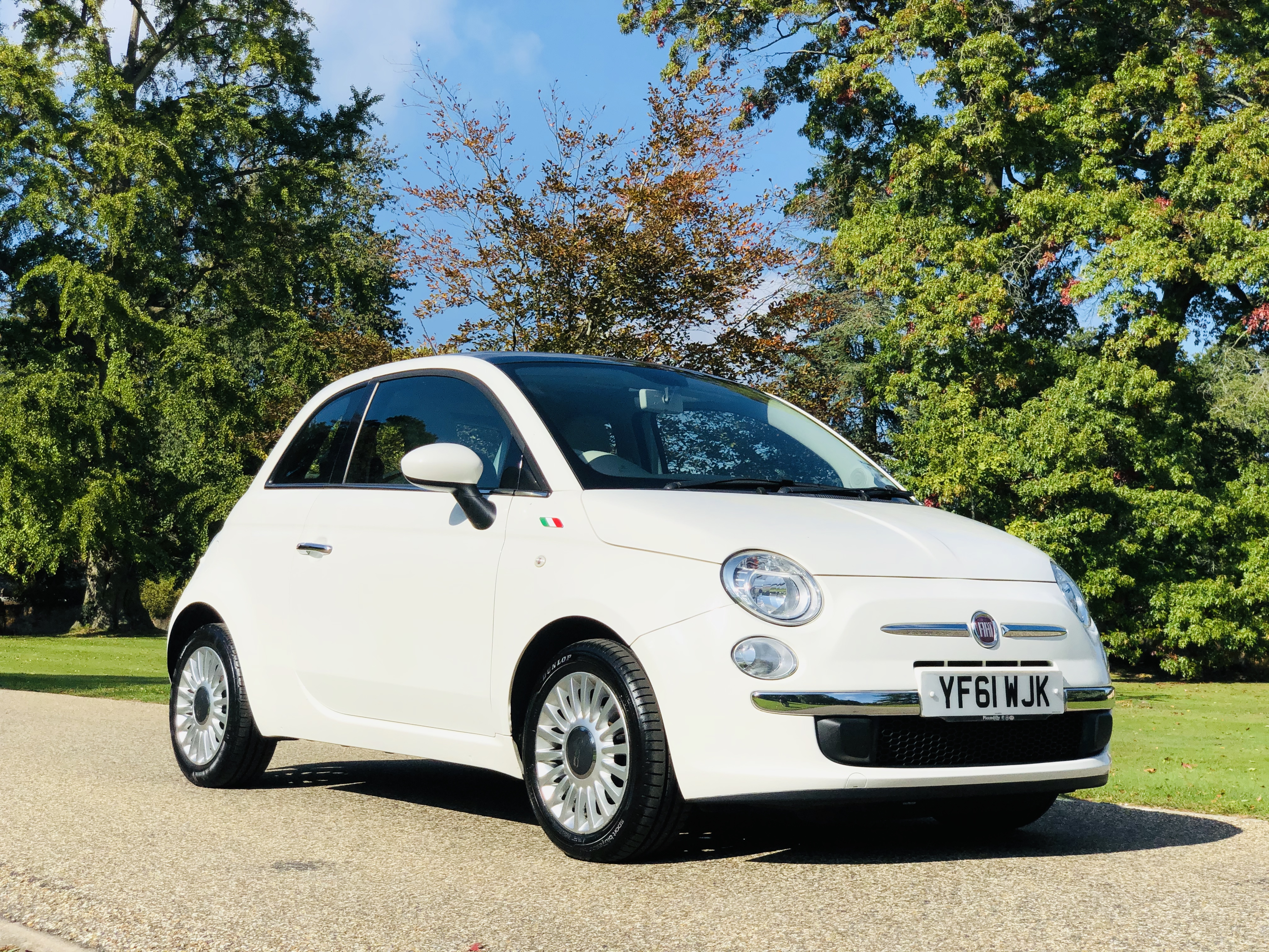 2012 Fiat 500 1.2 Lounge Edition