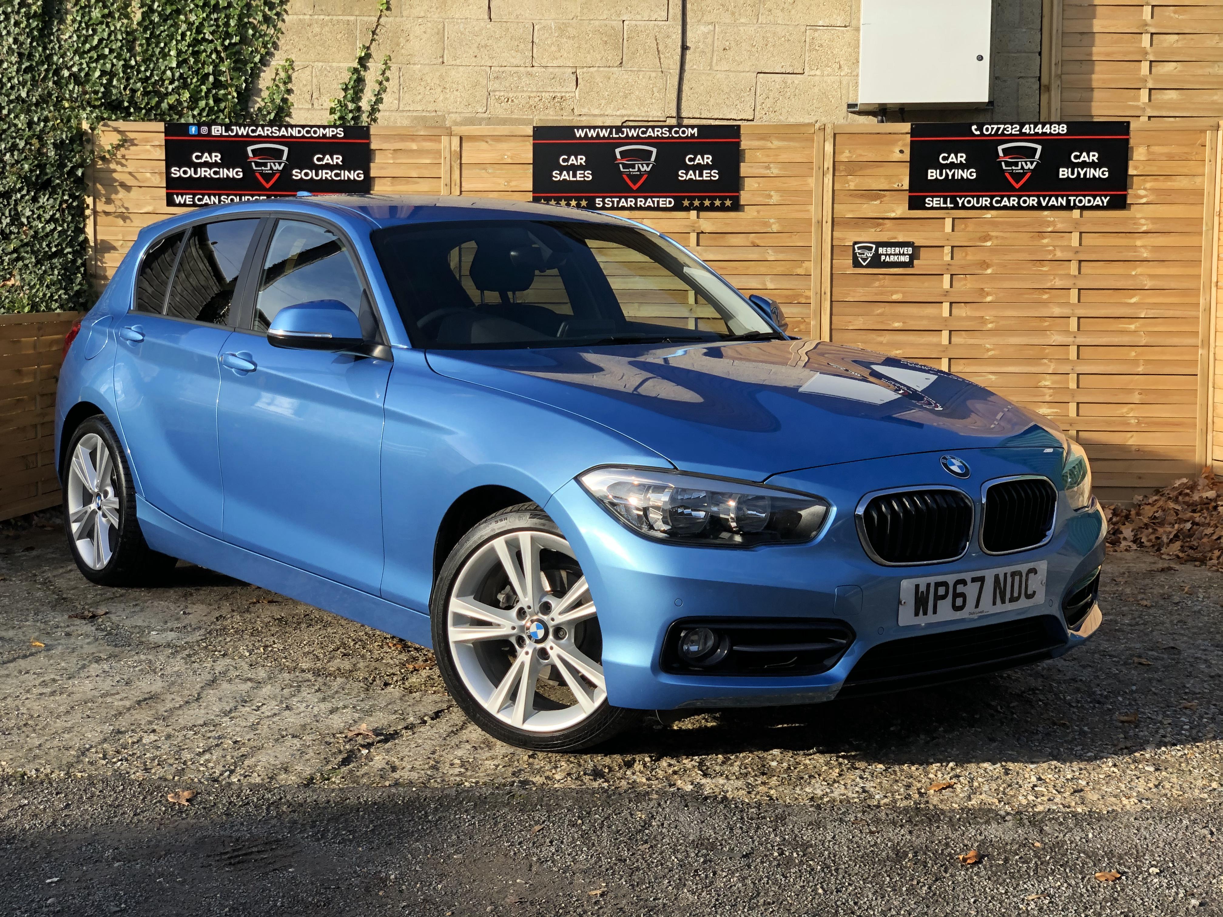 67 BMW 118i Sport Auto
