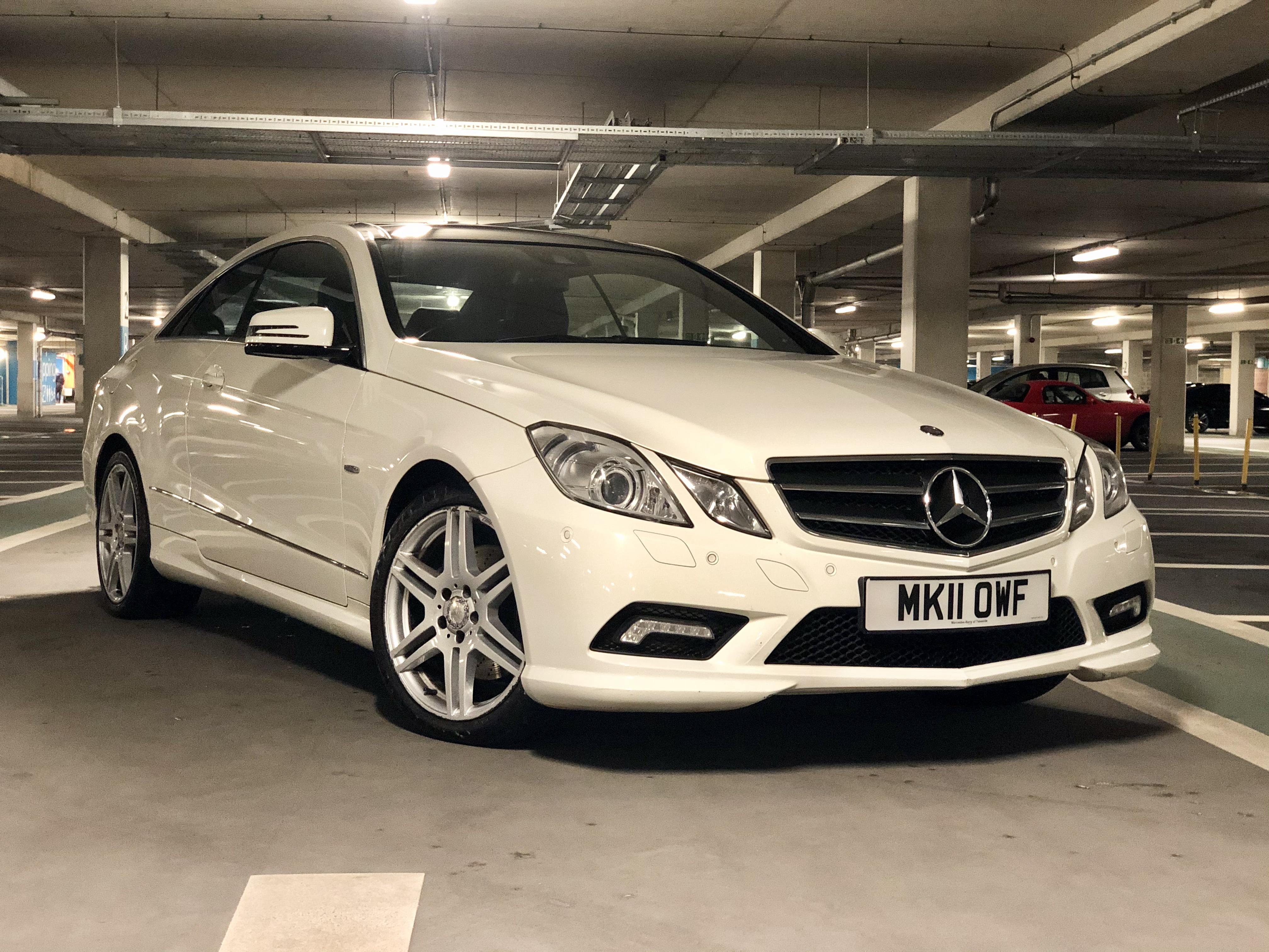 Mercedes E350 3.0 CDI SPORT AUTO