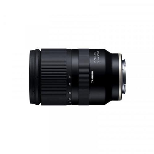 Tamron 17-70mm F2.8 für Sony e-mount