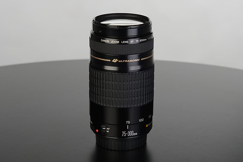 Canon Ultrasonic 75-300mm f4-5.6