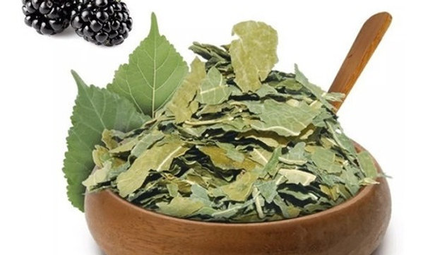 Folha de amora chá - 50g