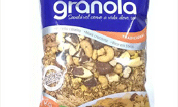 Granola Tradicional WS - Pacote 500g
