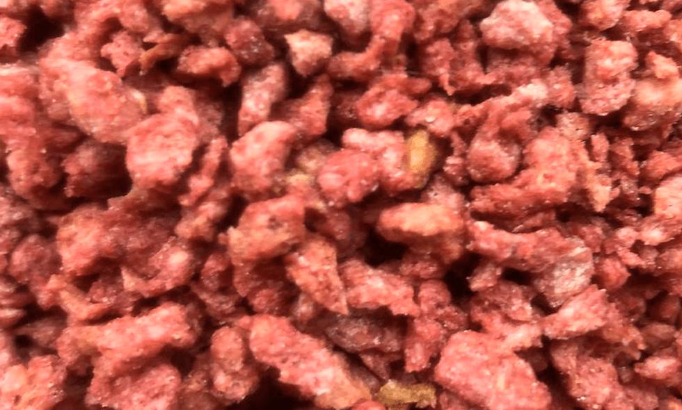 Proteína de Soja Moída - Bacon Vegetariano - 50g
