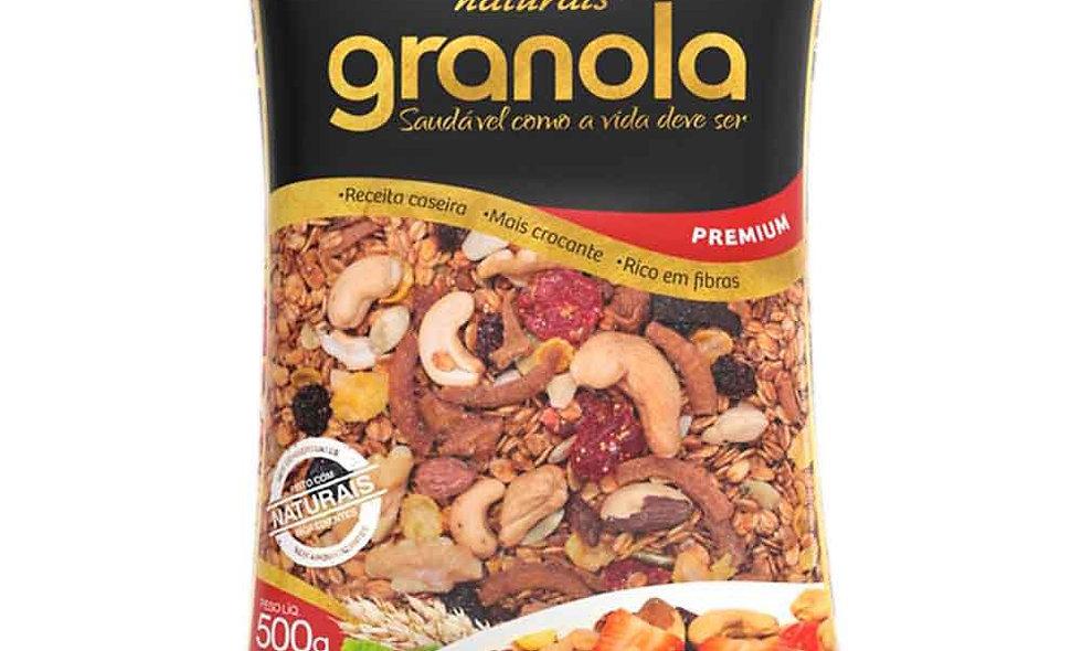 Granola Premium WS - Pacote 500g