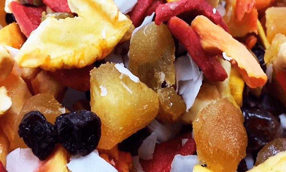 Mix de Frutas - 100g