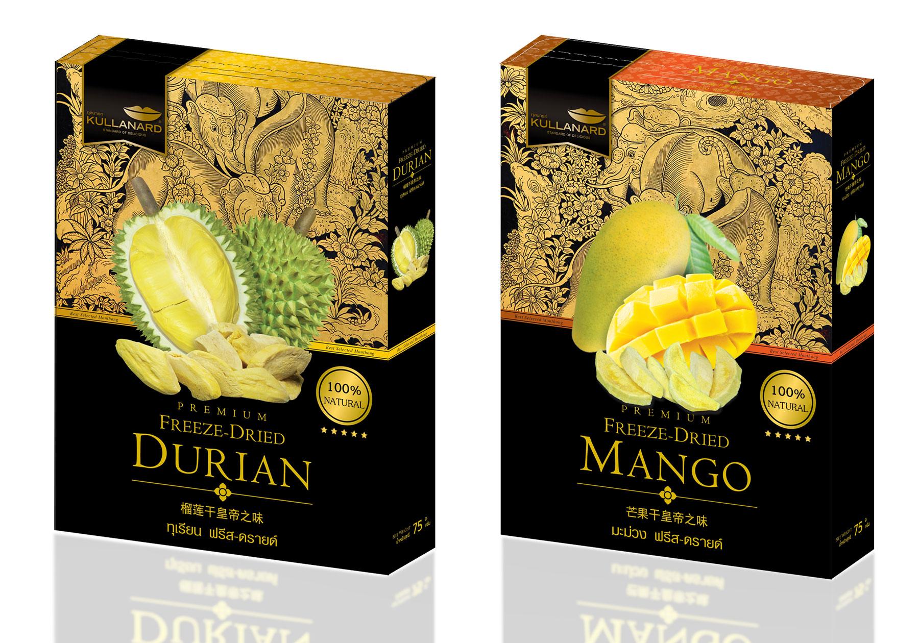 Big Size Durian & Mango