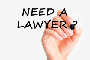 Why you need a lawyer...