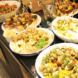 Party food (catering & delivery)