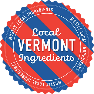 Local Vermont Ingredients