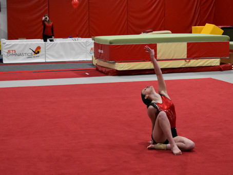 15TH AUG | Jets Gymnastics Diamond Creek