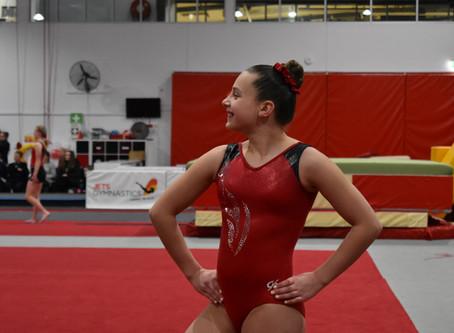 TBC - AGC Championships - Jets Gymnastics Diamond Creek
