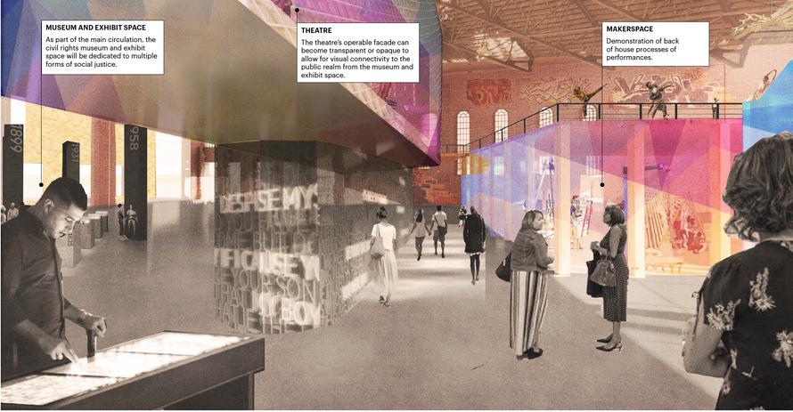 Transform 1012 - Interior Design Concept