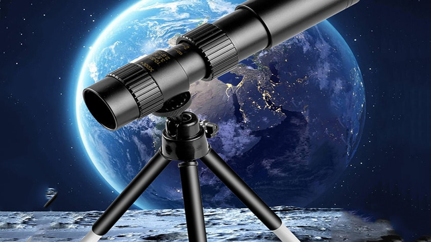 Astronomical Telescope for Kids