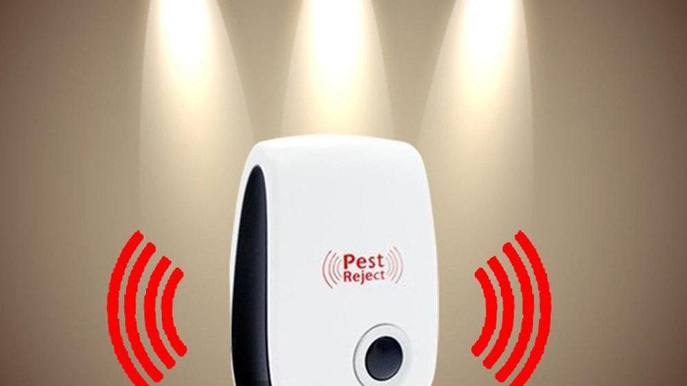 Ultrasonic Rechargeable EU/US Plug Pest Repellant