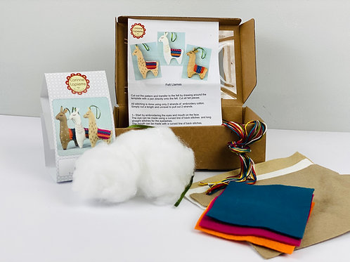 Alpaca Crafting Kit