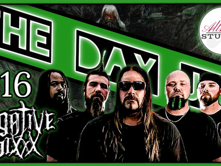 The Day Job Podcast Episode #16 - Negative Sixxx