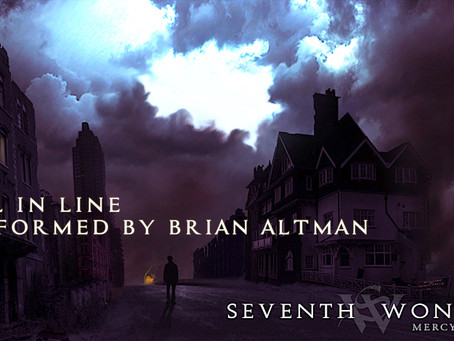 *NEW VIDEO* Brian Altman - Fall in Line (Seventh Wonder Cover)